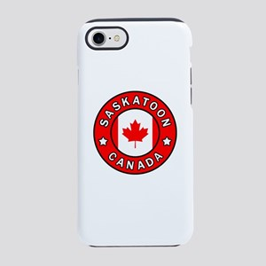 Saskatoon Canada iPhone 8/7 Tough Case