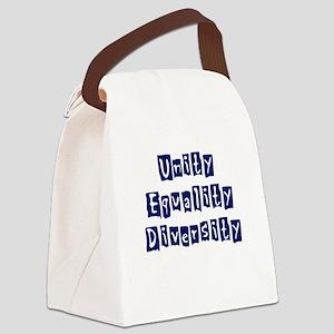 Unity 2 Merchandise Canvas Lunch Bag