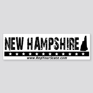 New Hampshire Bumper Sticker