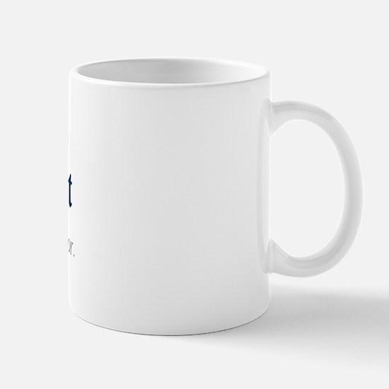My Own Knight Mug
