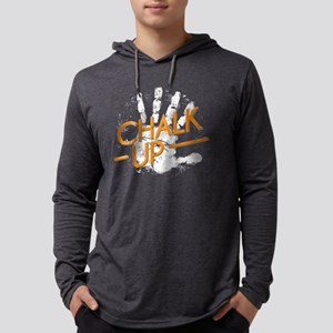 Gymnastic Chalk Shirt Chalk Up Long Sleeve T-Shirt