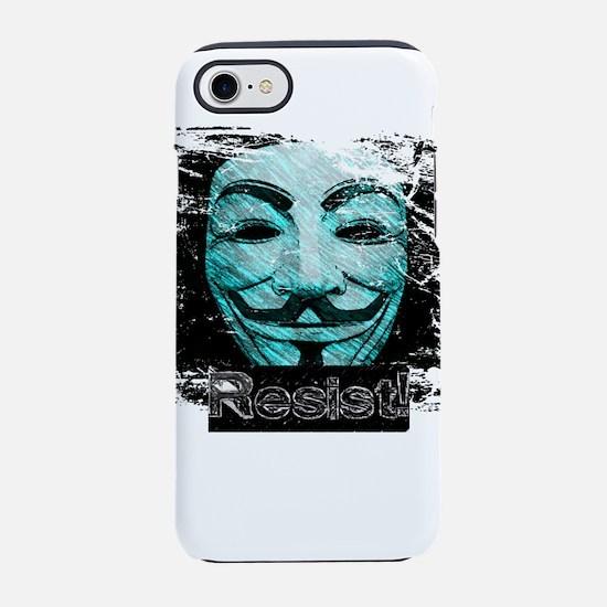 V Resist Merchandise iPhone 8/7 Tough Case