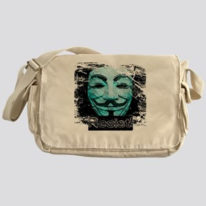V Resist Merchandise Messenger Bag