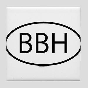 BBH Tile Coaster