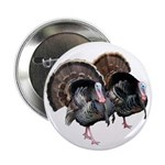 Wild Turkey Pair 2.25