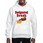 Designated Drunk Hooded Sweatshirt