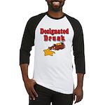 Designated Drunk Baseball Jersey
