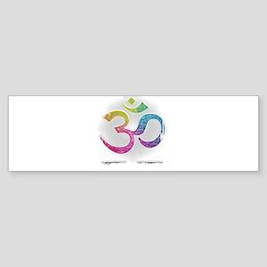Om Aum Merchandise Bumper Sticker