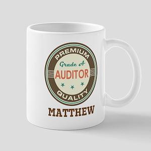 Auditor Gift Personalized Mugs