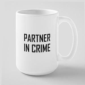 Partner In Crime Mugs