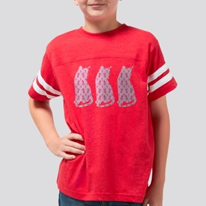 Pink Ribbon Cats for Cancer T-Shirt