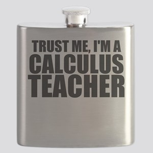 Trust Me, I'm A Calculus Teacher Flask