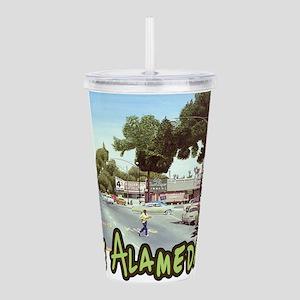 The Alameda Acrylic Double-wall Tumbler