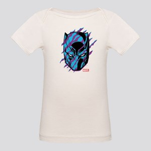 Black Panther Mask Scratch T-Shirt