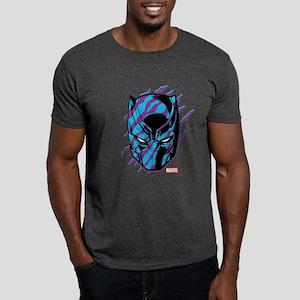 Black Panther Mask Scratch T-Shirt