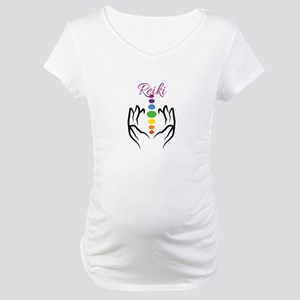 REIKI Maternity T-Shirt