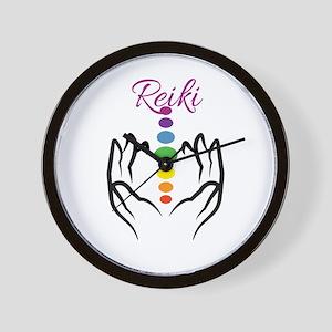 REIKI Wall Clock