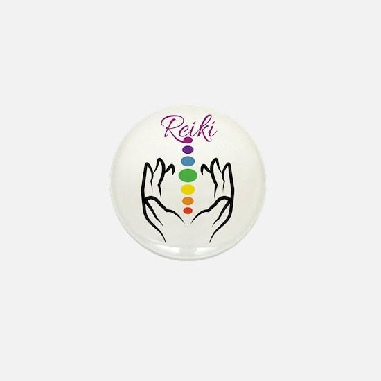 REIKI Mini Button
