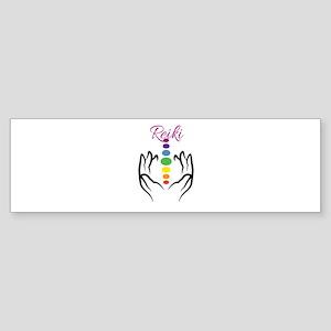 REIKI Bumper Sticker