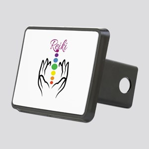 REIKI Rectangular Hitch Cover