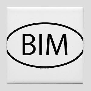BIM Tile Coaster