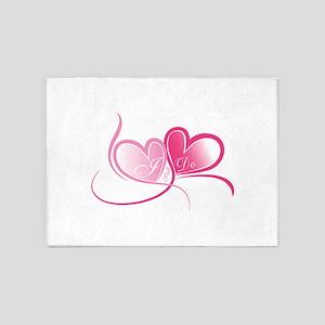 Valentines Day I Do 5'x7'Area Rug