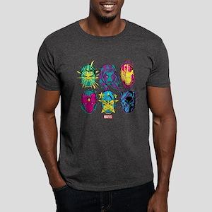 Black Panther Avengers Dark T-Shirt
