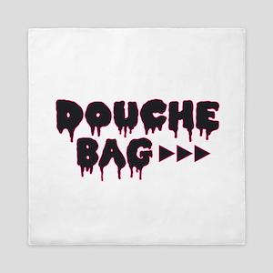 Douche Bag Queen Duvet