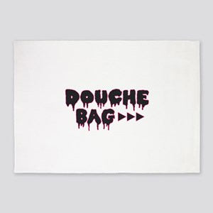Douche Bag 5'x7'Area Rug