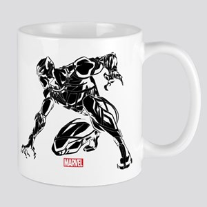 Black Panther Claw 11 oz Ceramic Mug