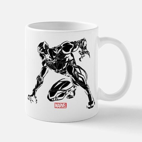 Black Panther Claw Mug