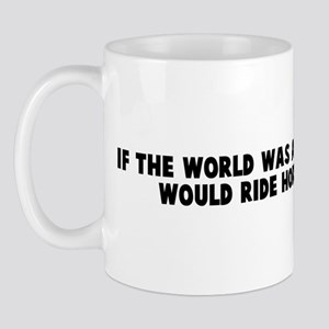 If the world was a logical pl Mug