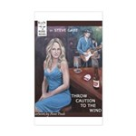 Austin Blues Book Sticker