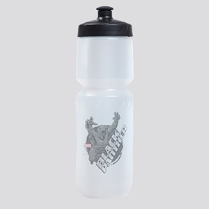 Black Panther Attack Sports Bottle