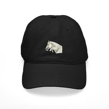 Silver Galtee Black Cap