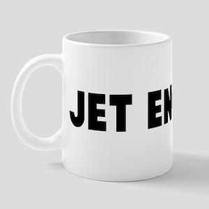 Jet engines Mug