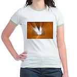 p4042. lite @ the end of the  Jr. Ringer T-Shirt