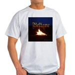"""Baelfire Blessings"" Ash Grey T-Shirt"