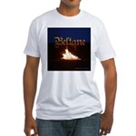 """Baelfire Blessings"" Fitted T-Shirt"