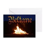 """""""Baelfire Blessings"""" Greeting Cards (Pk of 10"""