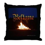 """Baelfire Blessings"" Throw Pillow"