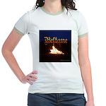 """""""Baelfire Blessings"""" Jr. Ringer T-Shirt"""