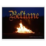"""""""Baelfire Blessings"""" Small Poster"""