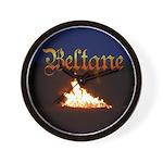 """""""Baelfire Blessings"""" Wall Clock"""
