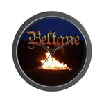 """Baelfire Blessings"" Wall Clock"