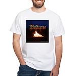 """""""Baelfire Blessings"""" White T-Shirt"""
