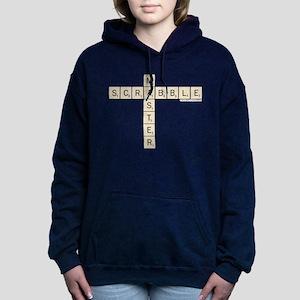 Scrabble Master Women's Hooded Sweatshirt