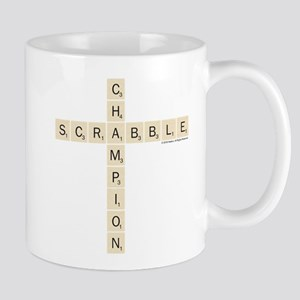 Scrabble Champion 11 oz Ceramic Mug