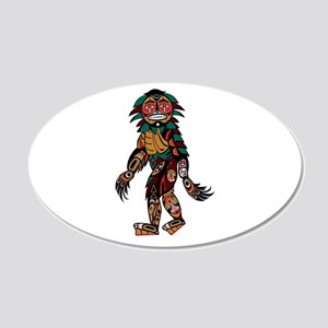 PACIFIC LEGEND Wall Decal
