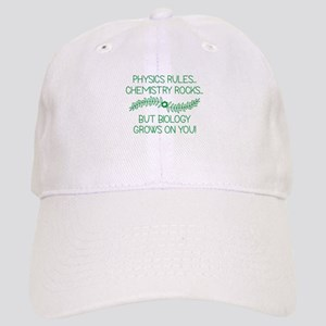 Biology Grows On You Cap